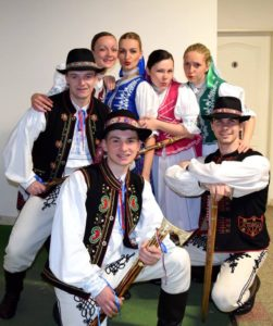 Folklórny súbor Lisočka